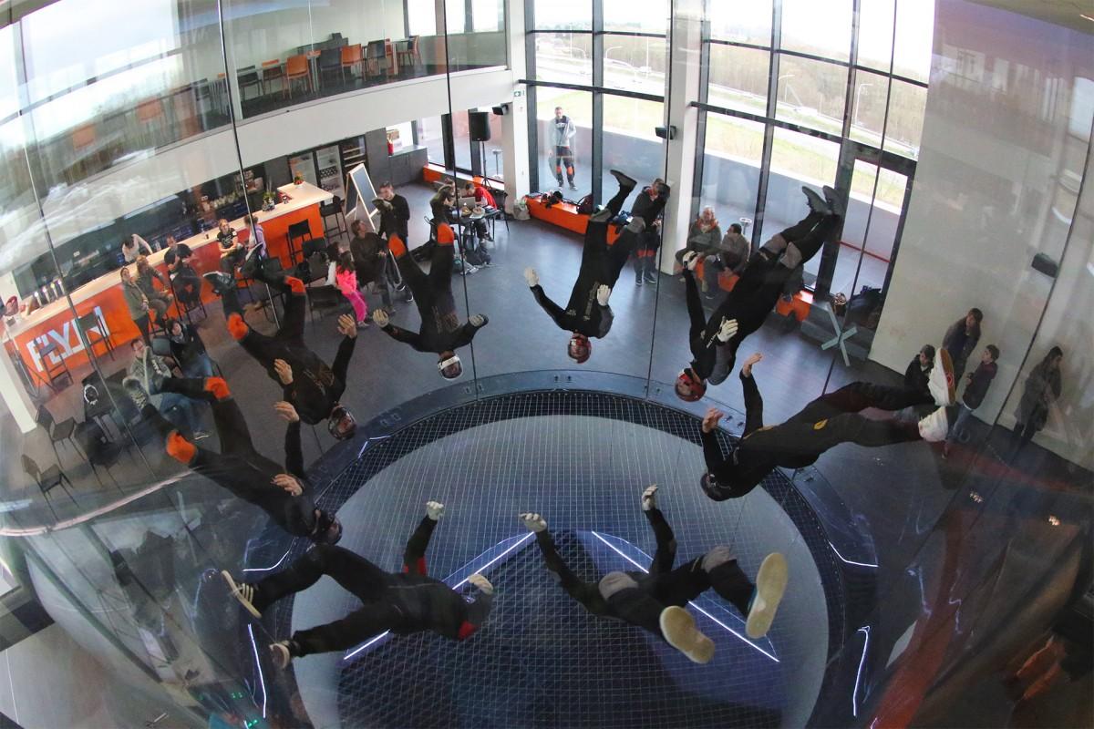 Fly In - Simulateur de chute libre