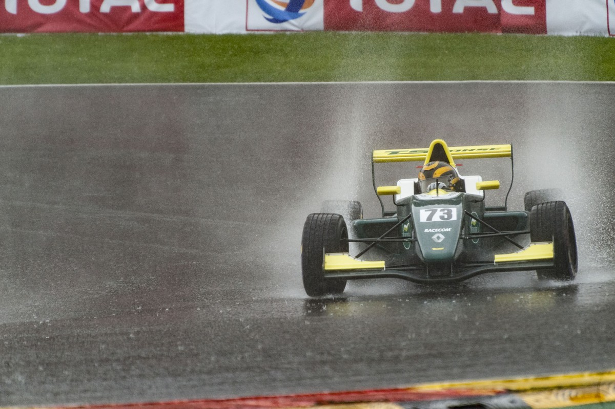 Formule Renault - Spa Francorchamps