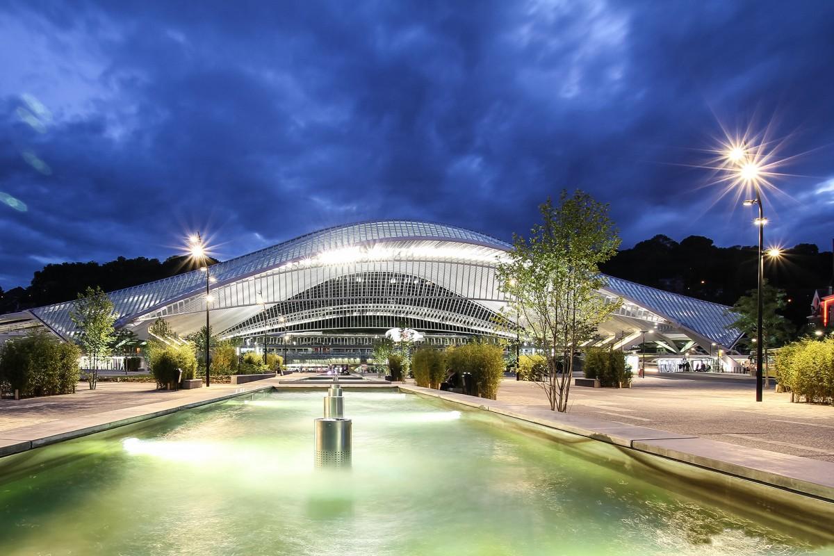 Gare de Liège-Guillemins-Calatrava