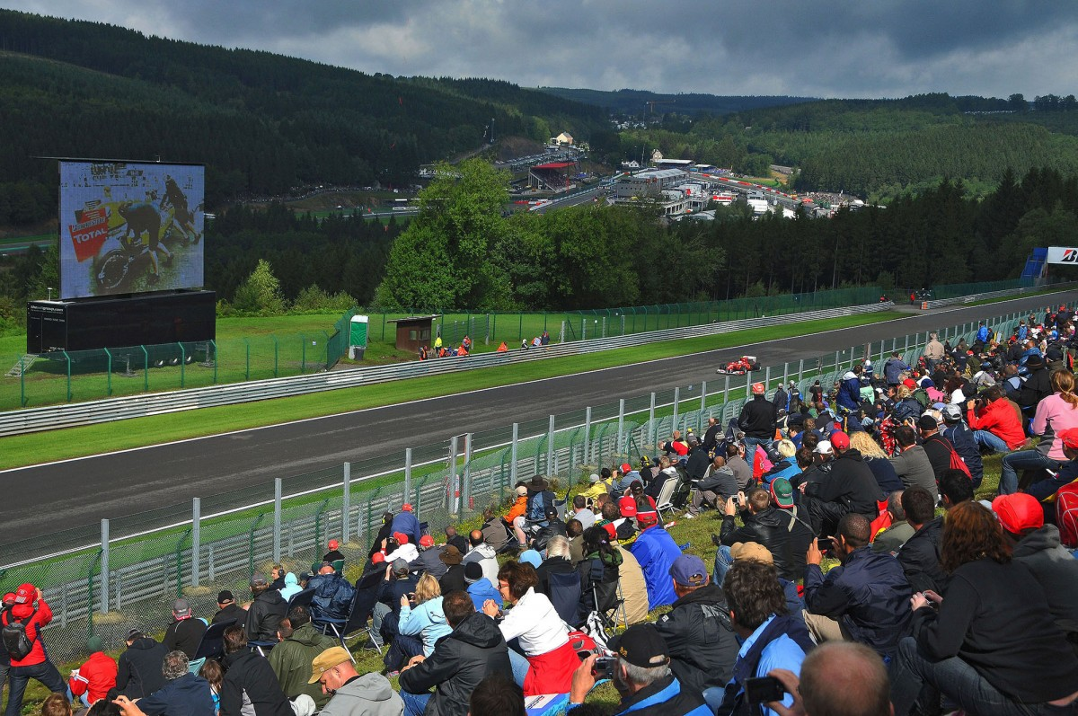 Grand Prix de Formule 1 - Spa-Francorchamps