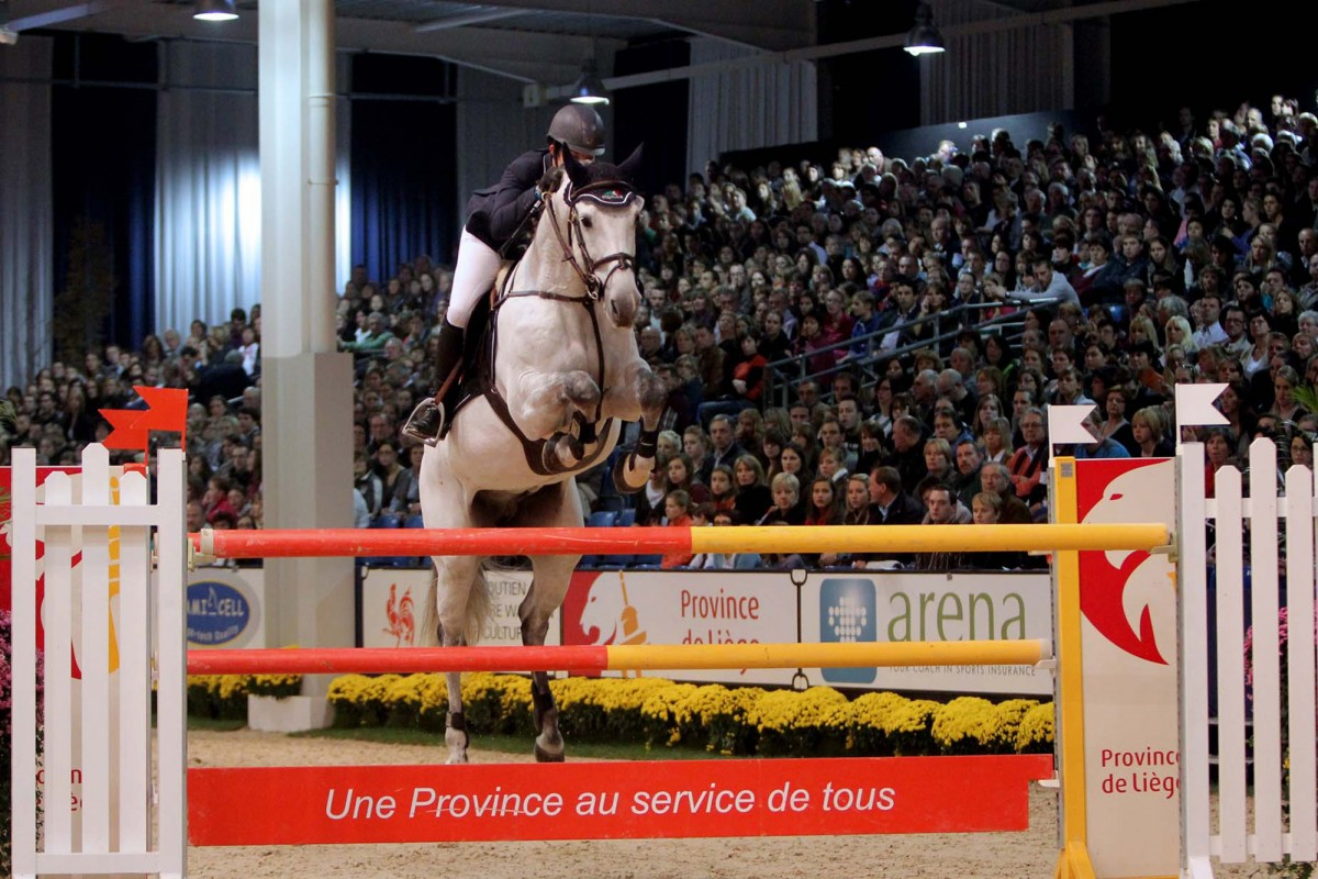 Jumping International de Liège