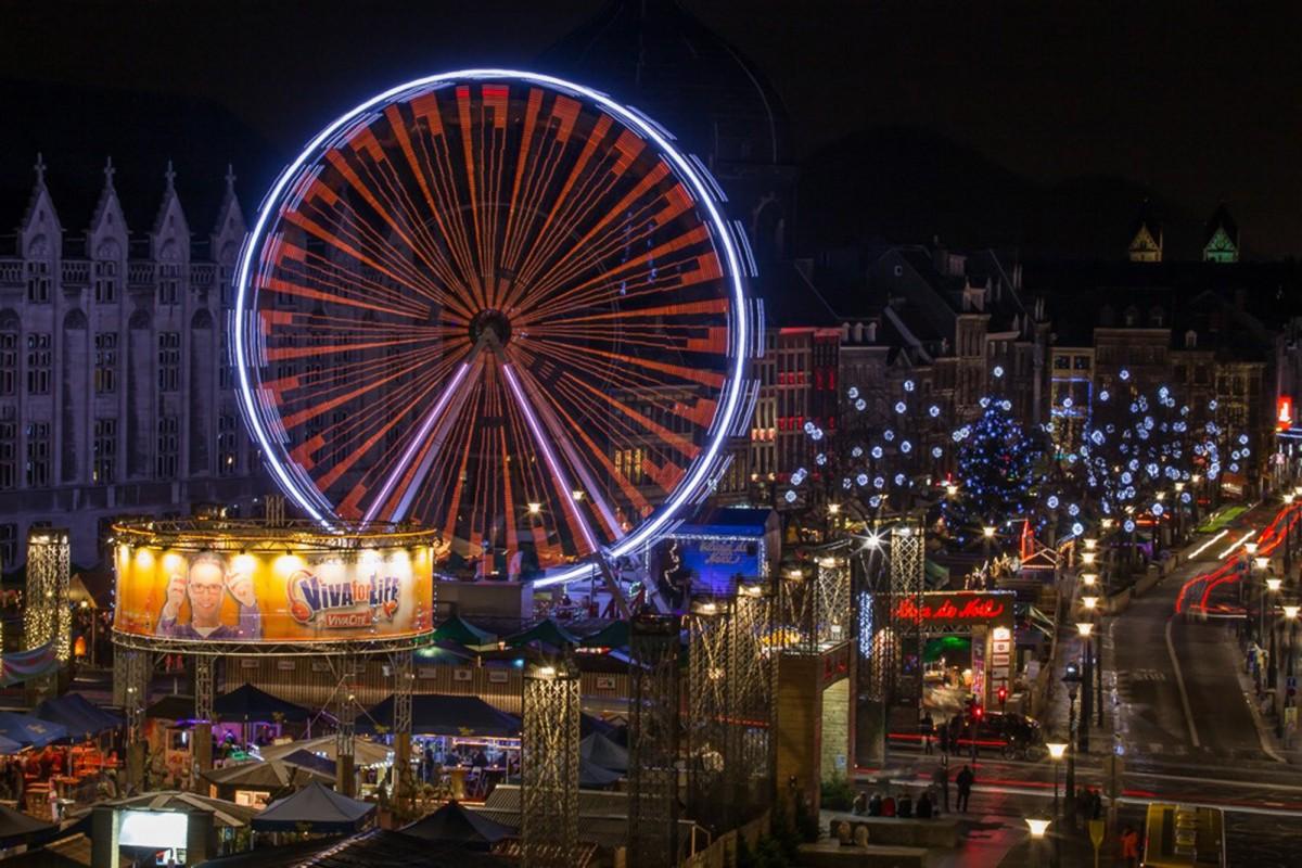 Liège Cité de Noël - Marché de Noël
