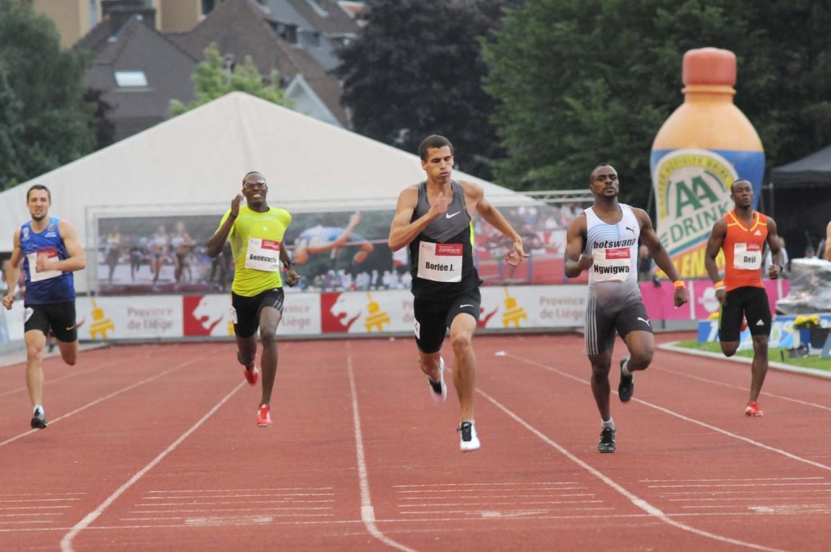Meeting d'athlétisme de la province de Liège