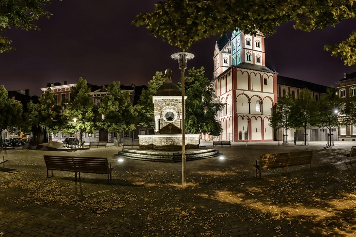 Place Saint-Barthélemy - Liège