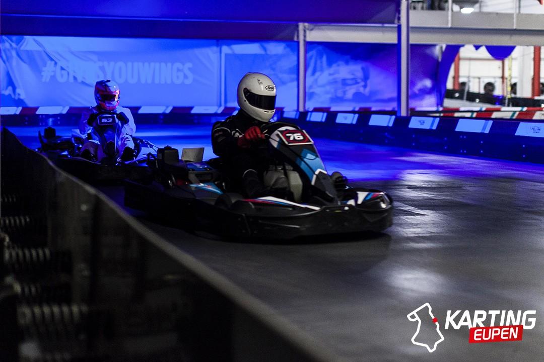 24h karting - Eupen | © Karting Eupen