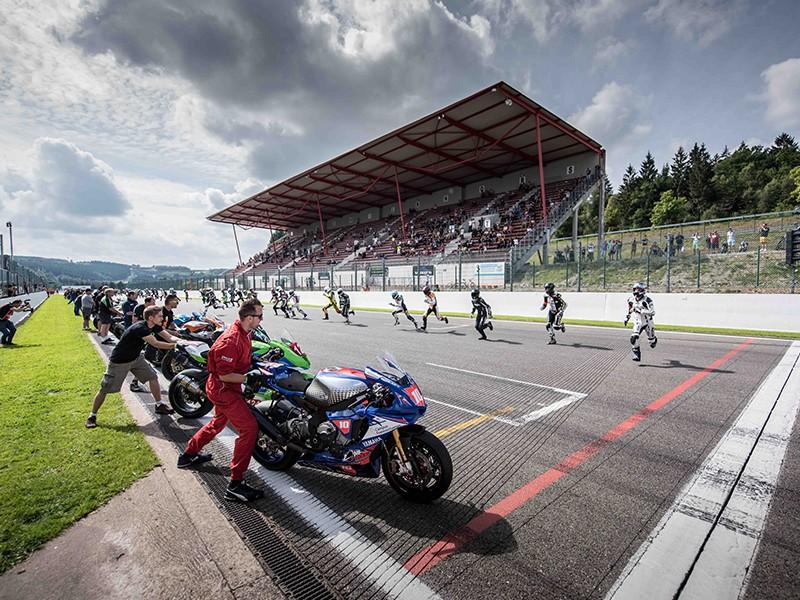 6h Moto - Spa Francorchamps