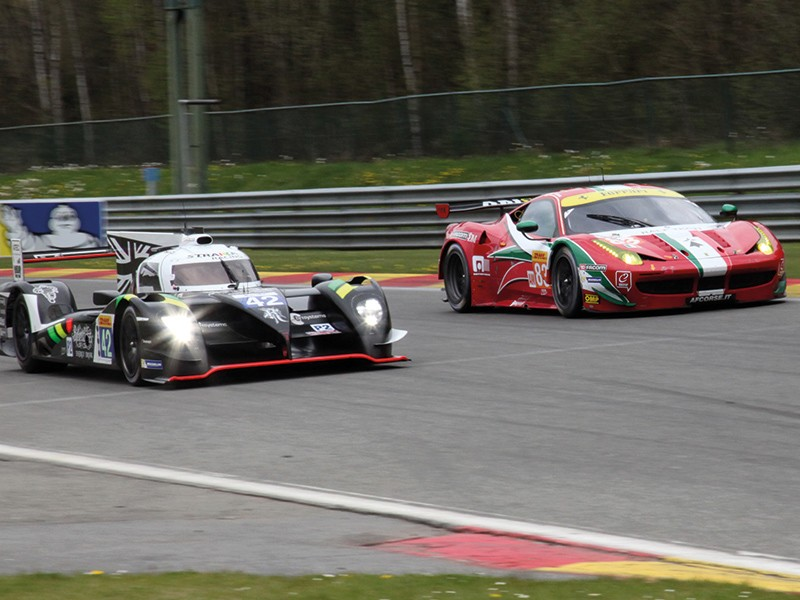 6h WEC - Spa-Francorchamps