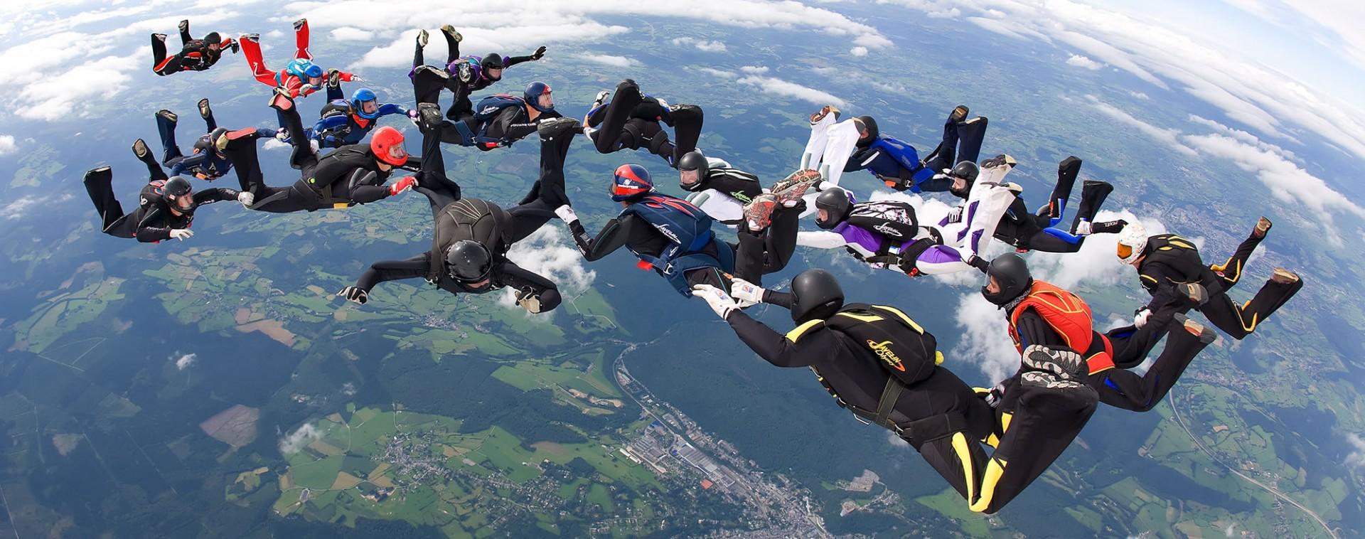 7 idées d'activités extrêmes | © Willy Boeykens