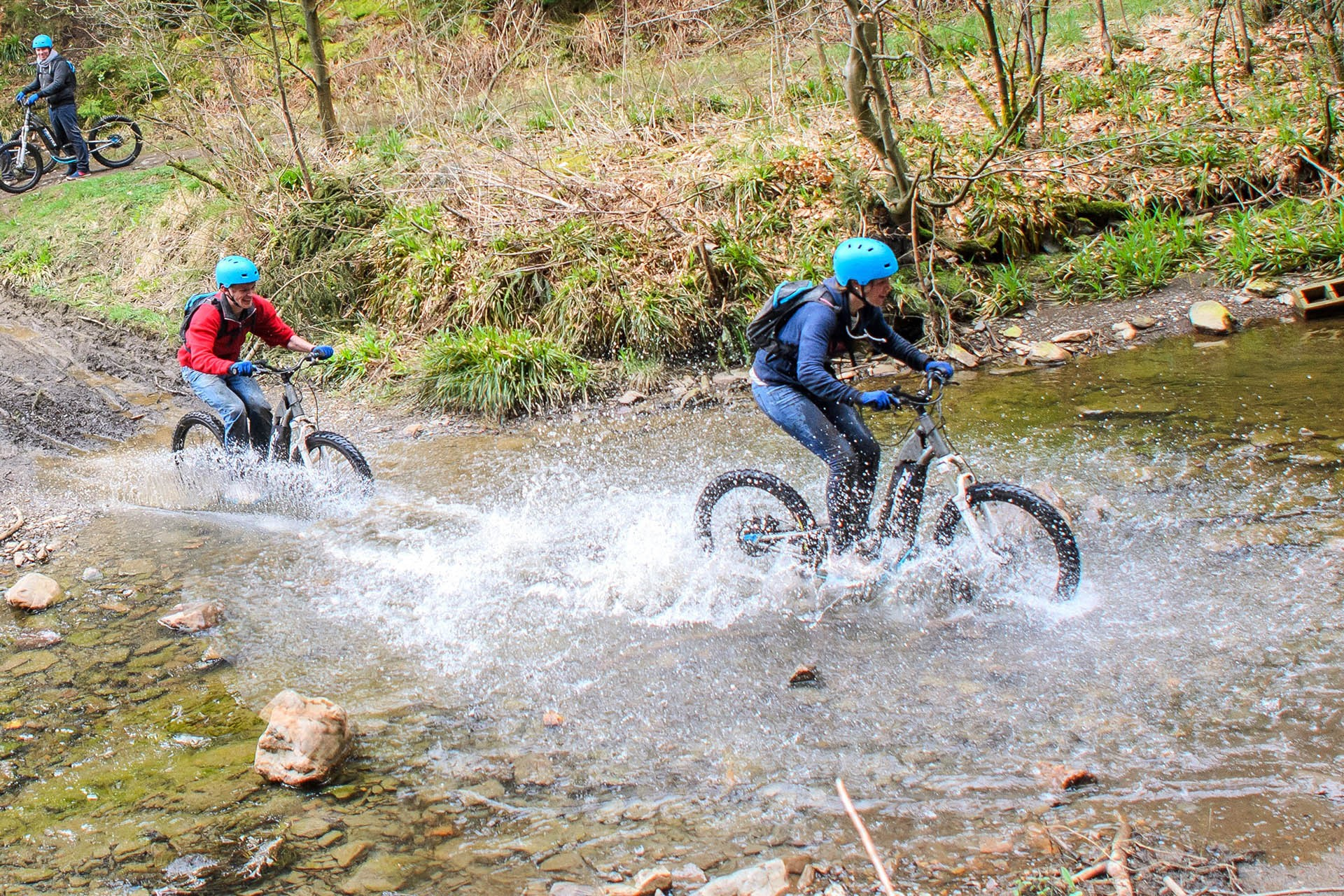 Ardenne Activity - Balade en e-scoot - Waimes