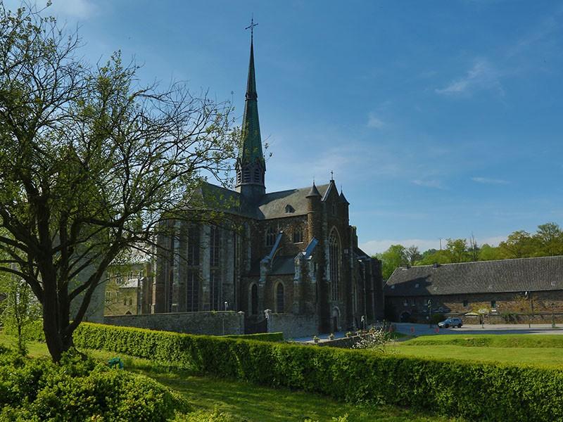 Balades en boucle - Balade de la Val Dieu Blonde - Abbaye du Val-Dieu