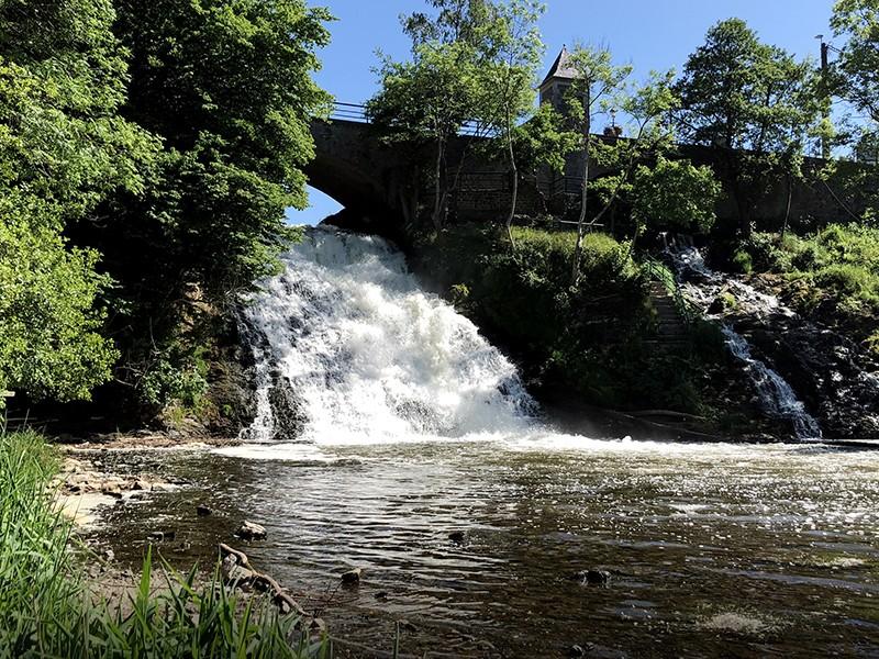 Balades en boucle - De la cascade au circuit