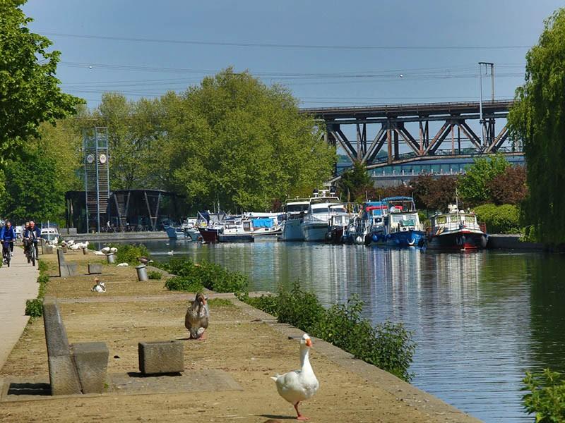 Balades en boucle - Entre Meuse et canal