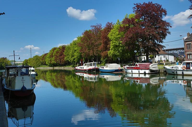 Balades en boucle - La balade en bord de Meuse