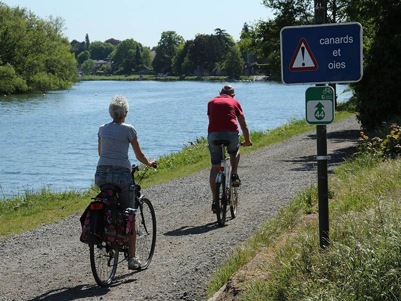 Balades en boucle - La Basse-Meuse hesbignonne et le Geer