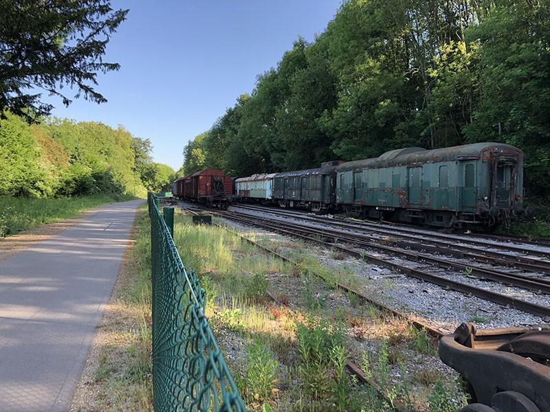 Balades Vélo–Train–Paysages - La Ligne 38
