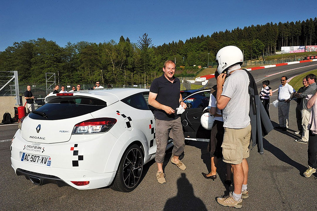 Individual Track Introduction sessions - Spa-Francorchamps | © Circuit Spa-Francorchamps