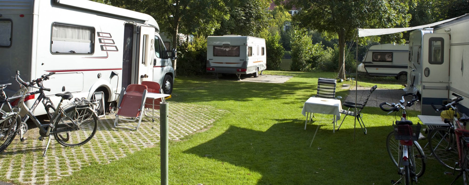 Campsites in Liège province | © ThinkstockPhotos