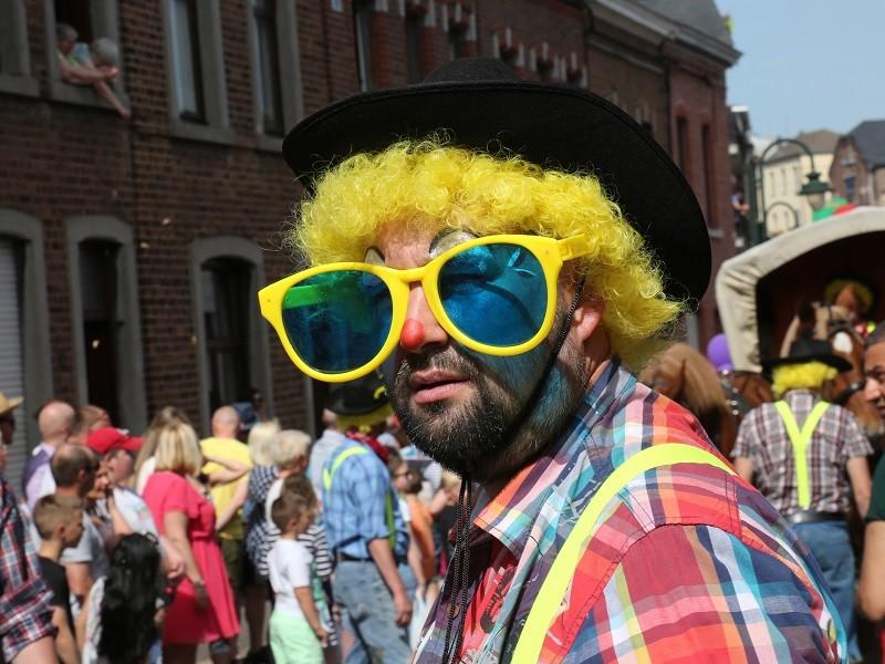 Karneval in der Provinz Lüttich