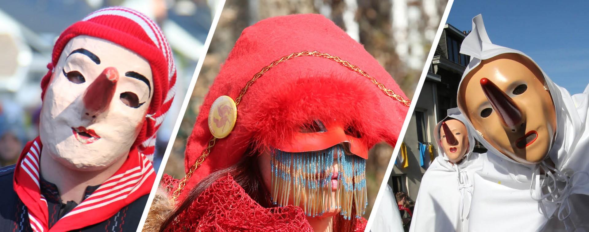 Carnavals 2018 en province de Liège | © FTPL - Patrice Fagnoul