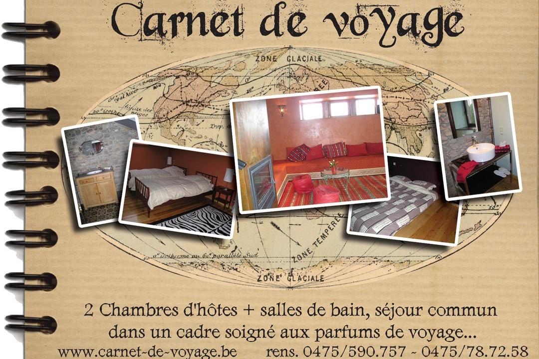 Carnet de Voyage - Soumagne | © Carnet de Voyage