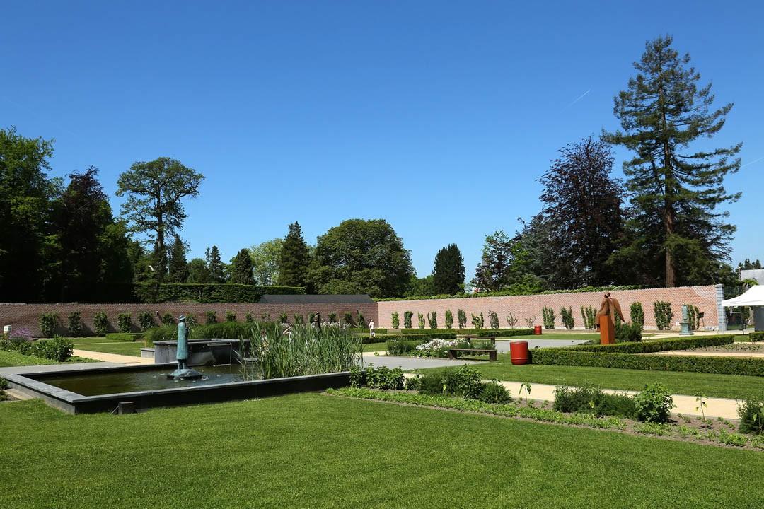 Château de Jehay - Jardins et potager | © FTPL-Patrice Fagnoul