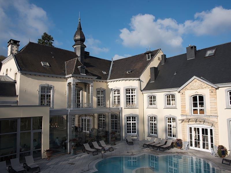Château des Thermes de Chaudfontaine
