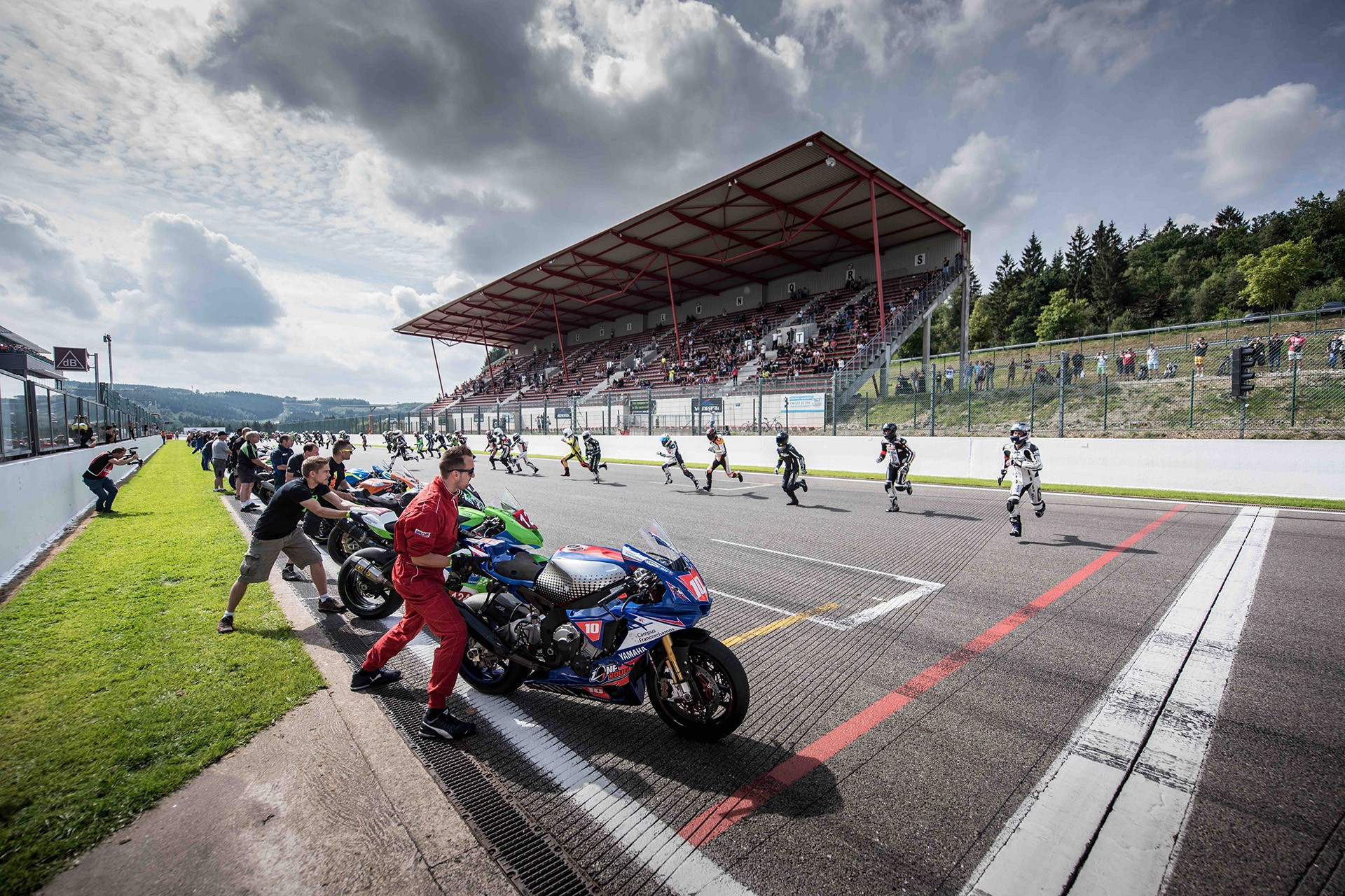 Circuit de Spa-Francorchamps - 6h moto