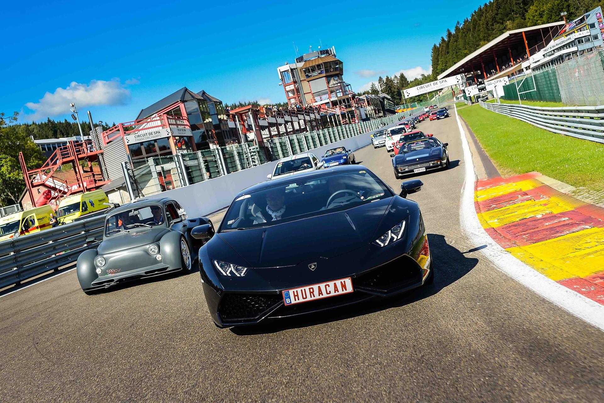 Circuit de Spa-Francorchamps - Spa Italia