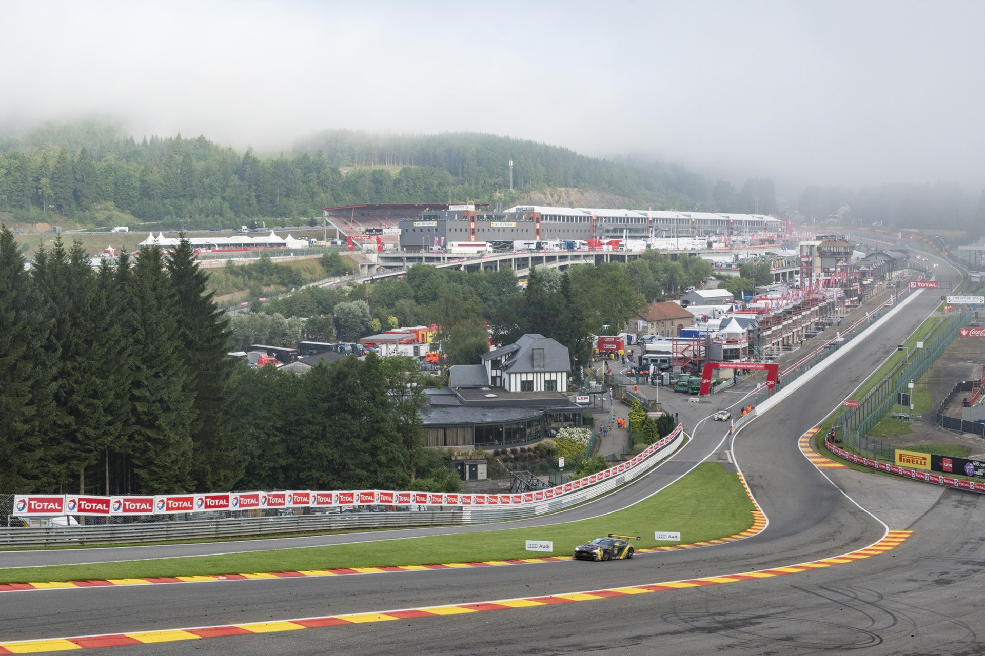 Circuit de Spa-Francorchamps - Total 24 hours of Spa