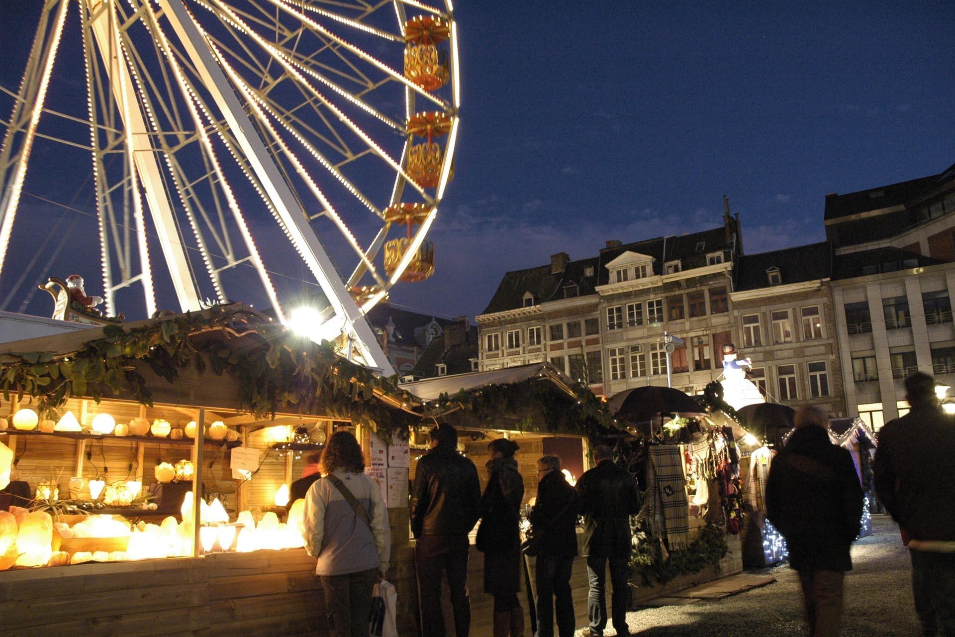 Cité de Noël de Liège