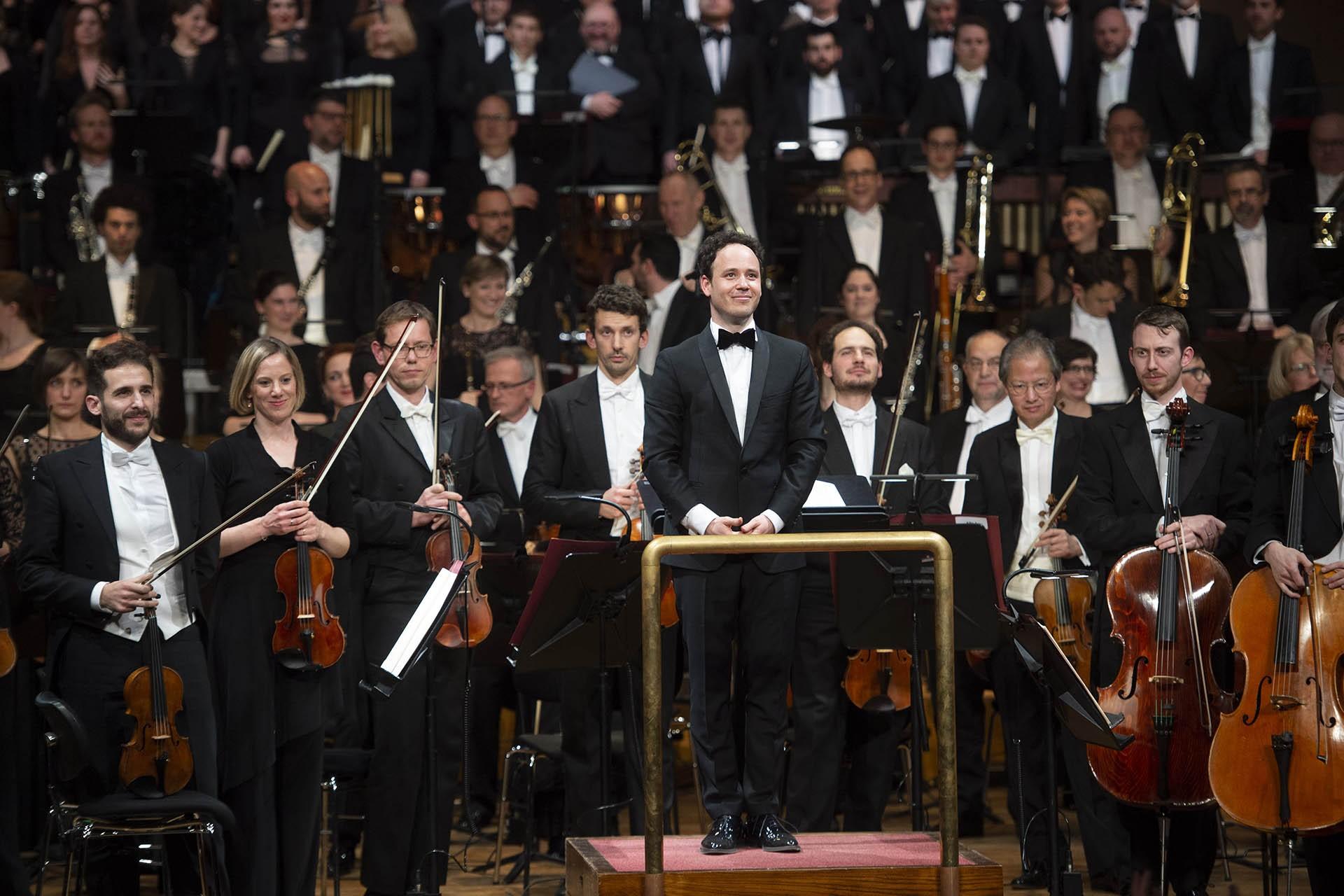 Concert - Daphnis et Chloé