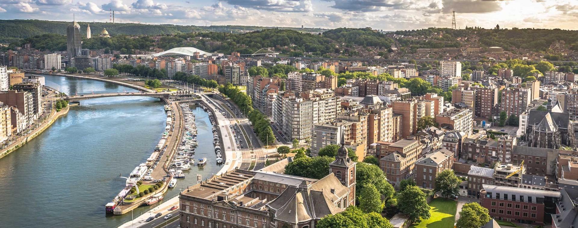 Découvrez notre destination province de Liège