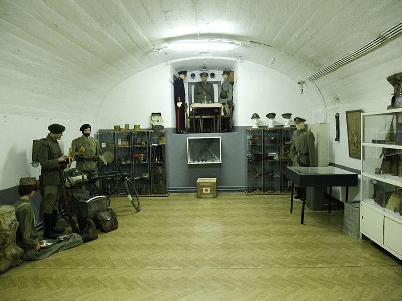 Detective Party au fort de Flémalle