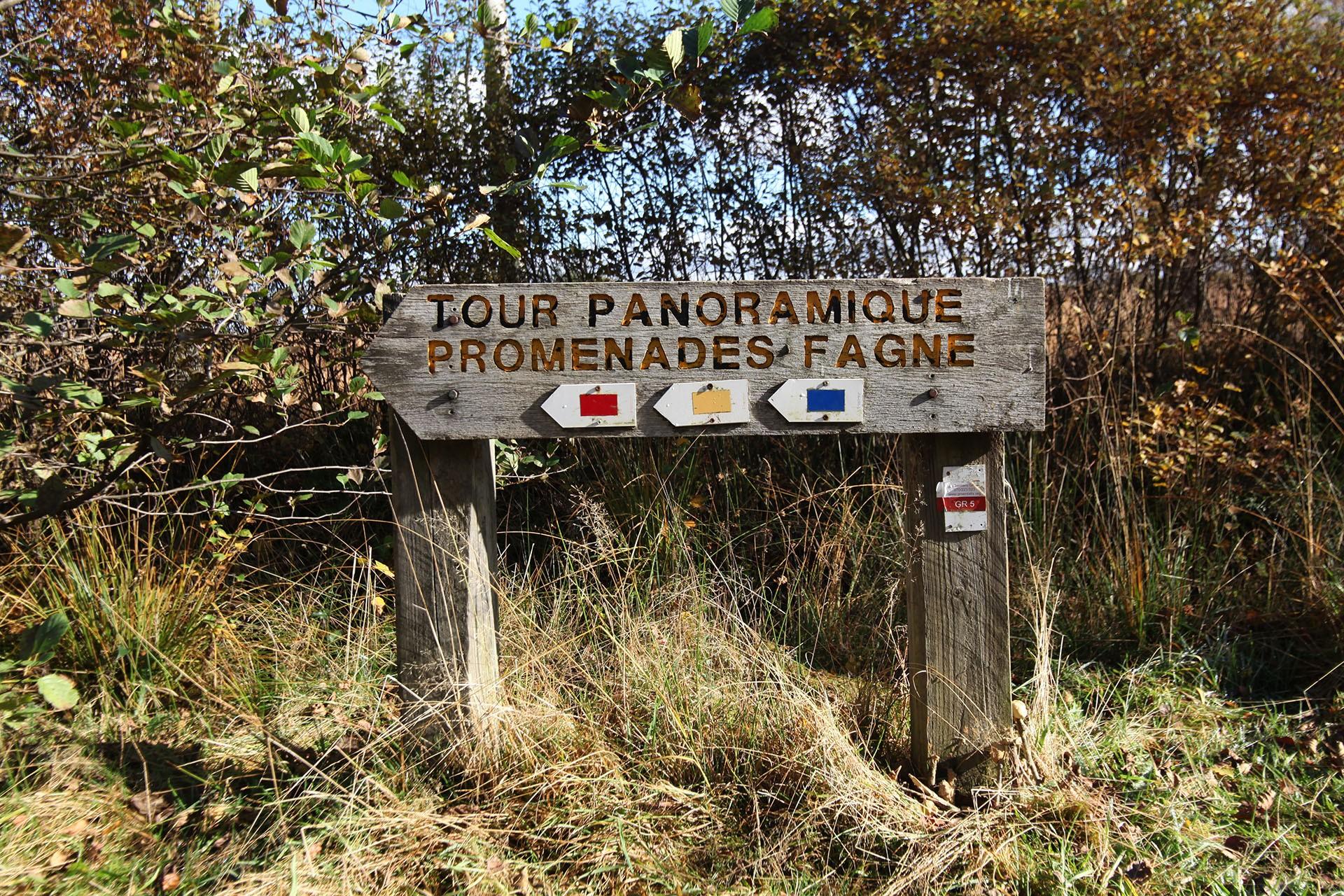 Domaine de Berinzenne - Tour Panoramique