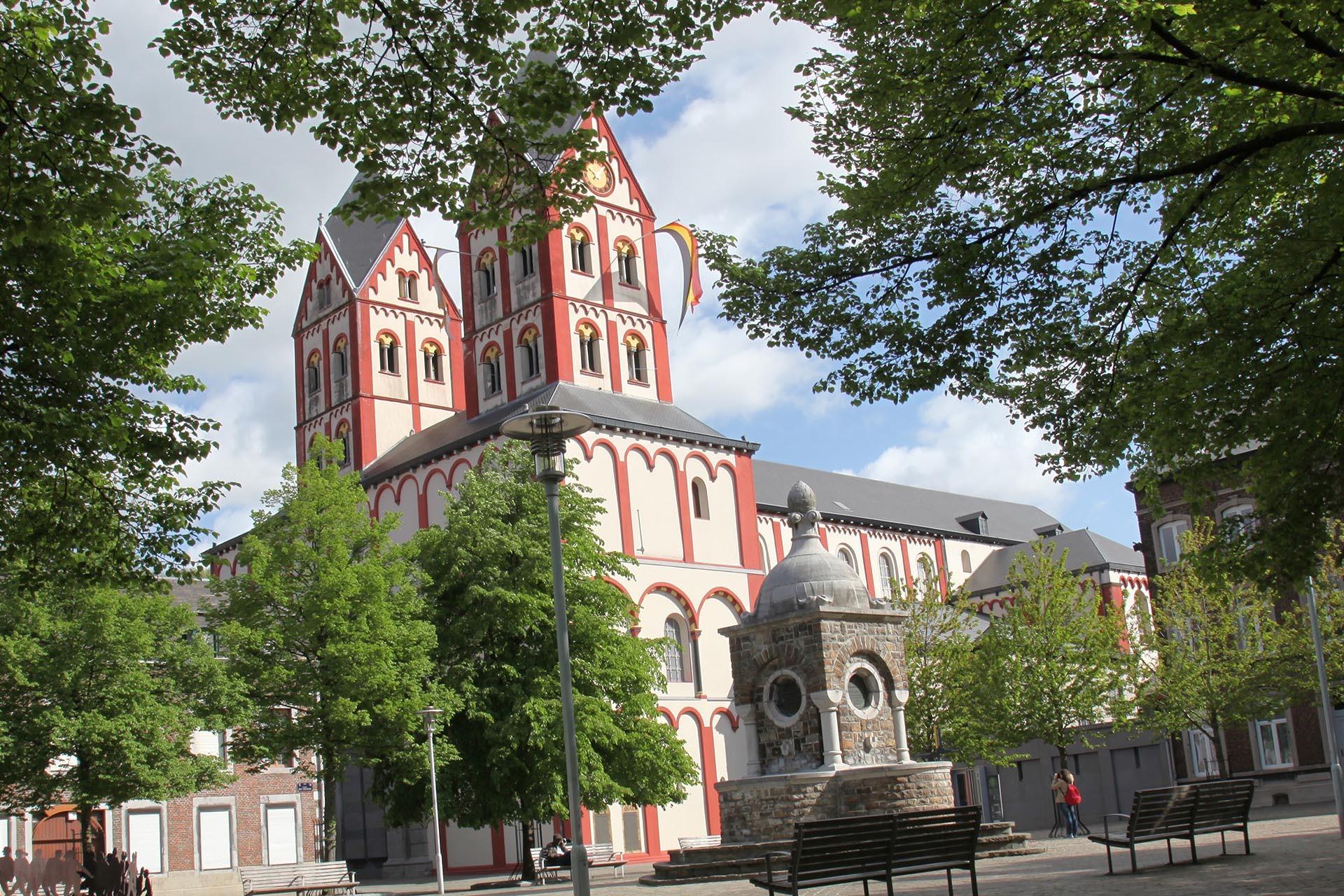 Kirche St-Barthélemy - Lüttich