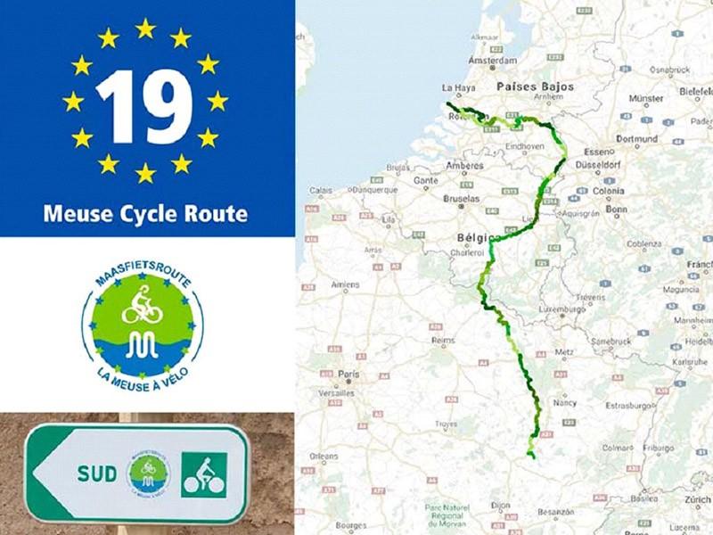 """EuroVelo 19 """"Der Maasradweg"""""""