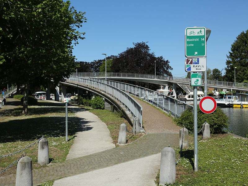EuroVelo 19 « La Meuse à vélo »