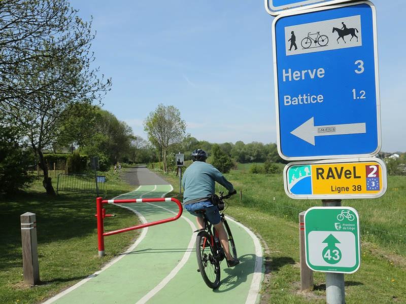 """EuroVelo 3 """"Pilger-Radweg"""""""