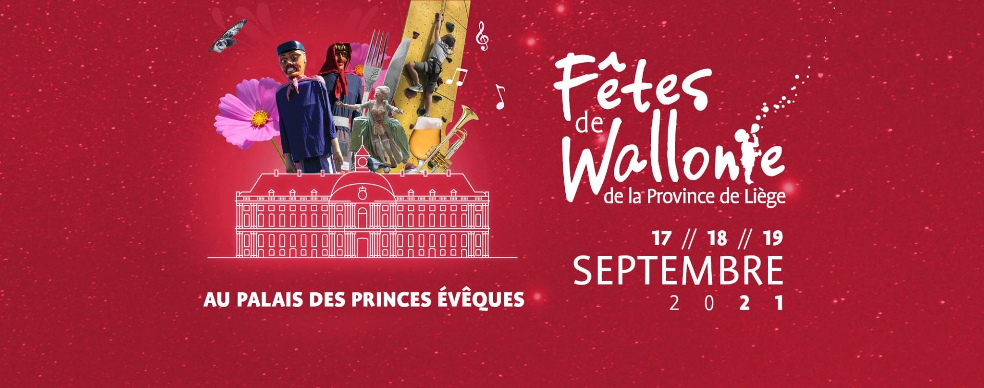 Fêtes de Wallonie de la Province de Liège   © Province de Liège-Service presse & multimédia