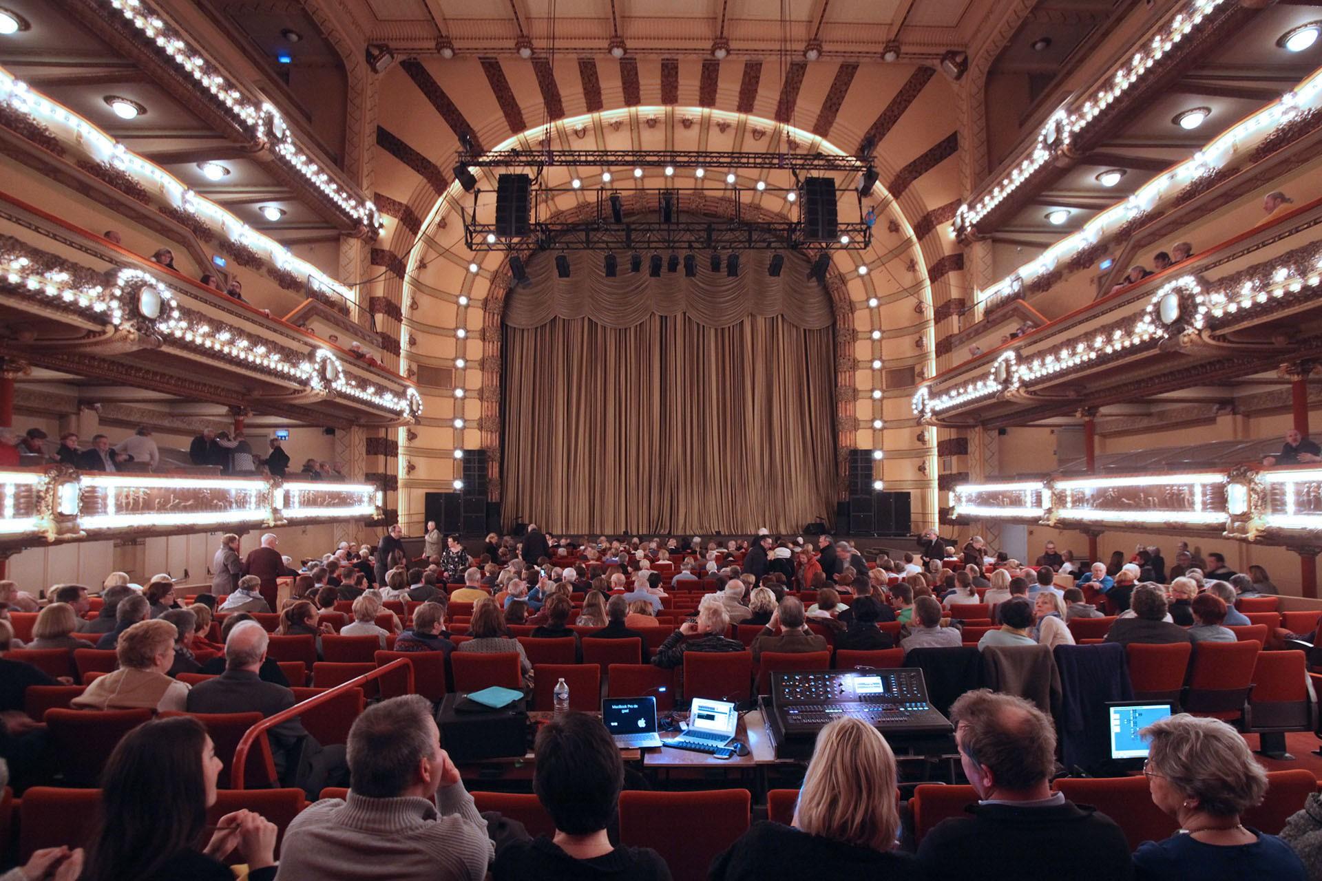 Forum de Liège - Salle de spectacle