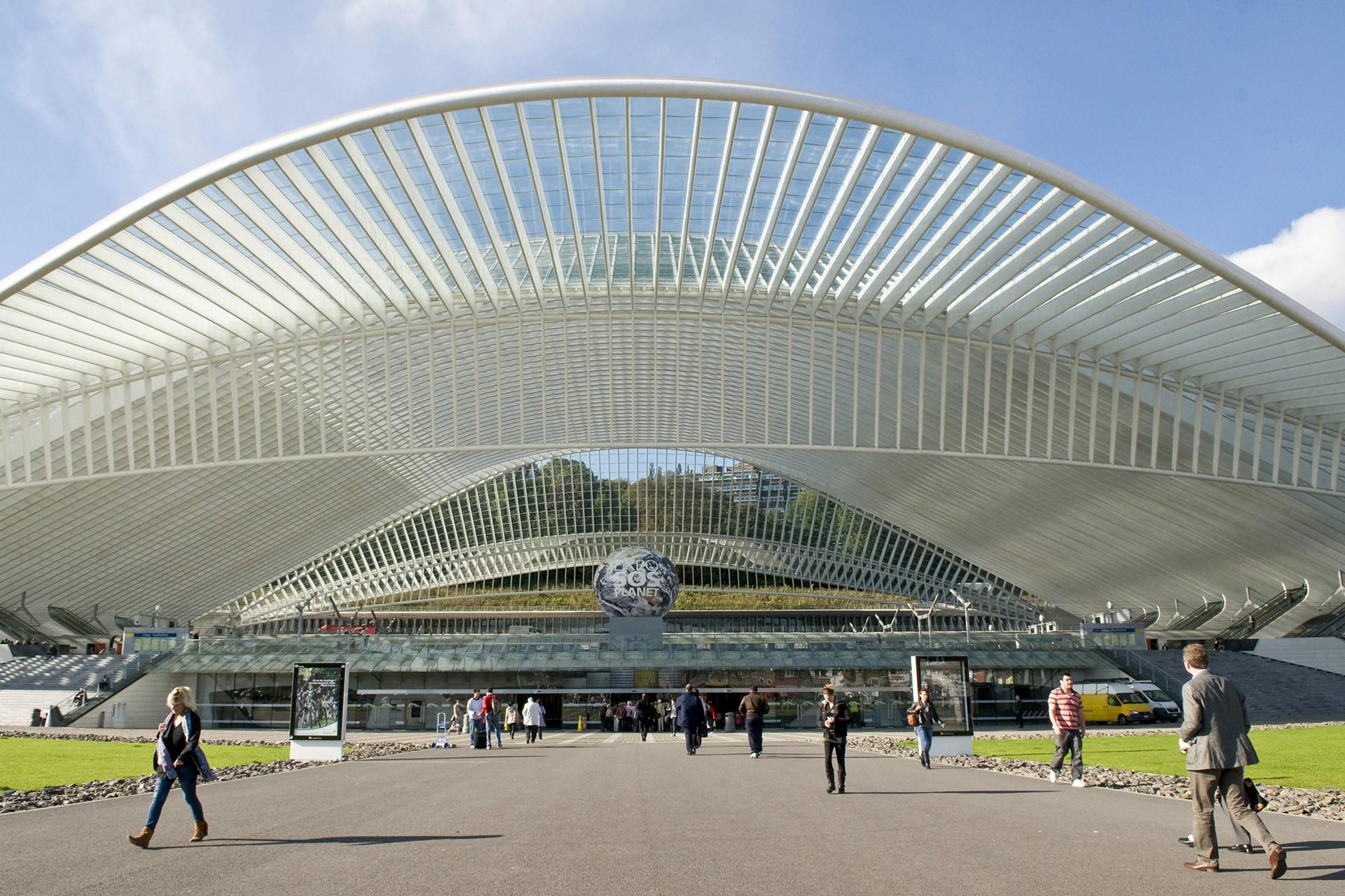 Gare SNCB de Liège-Guillemins