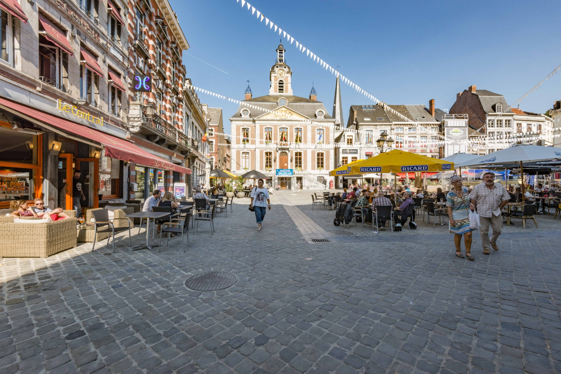 Grand Place - Huy
