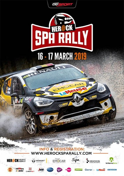 Herock Spa Rally 2019