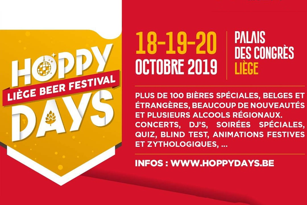 Hoppy Days - Liège | © Hoppy Days