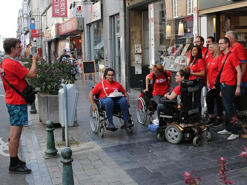 Jaccede Challenge Liège 2018