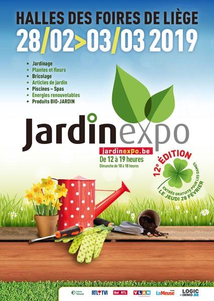 Jardin Expo 2019