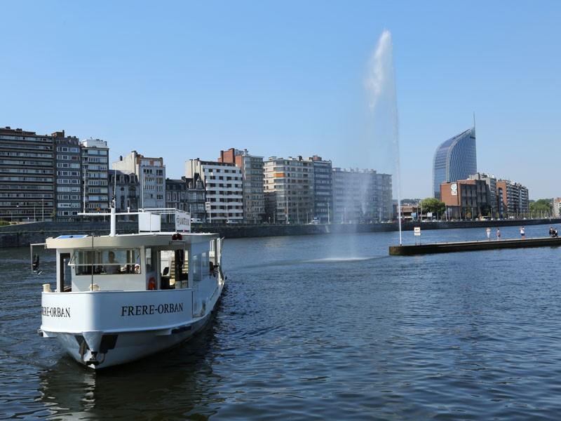 La Navette Fluviale - Liège