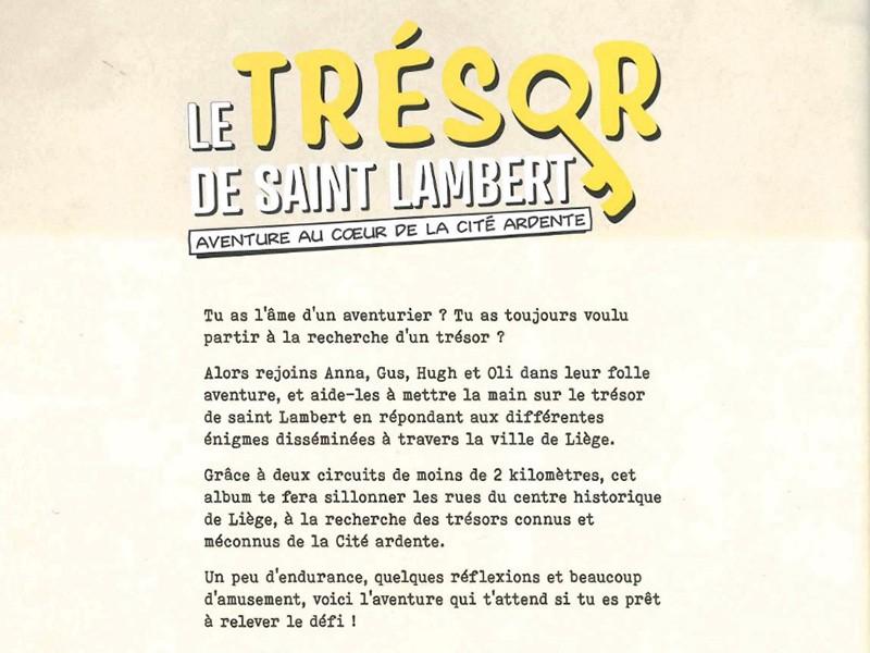 Le Trésor de Saint-Lambert