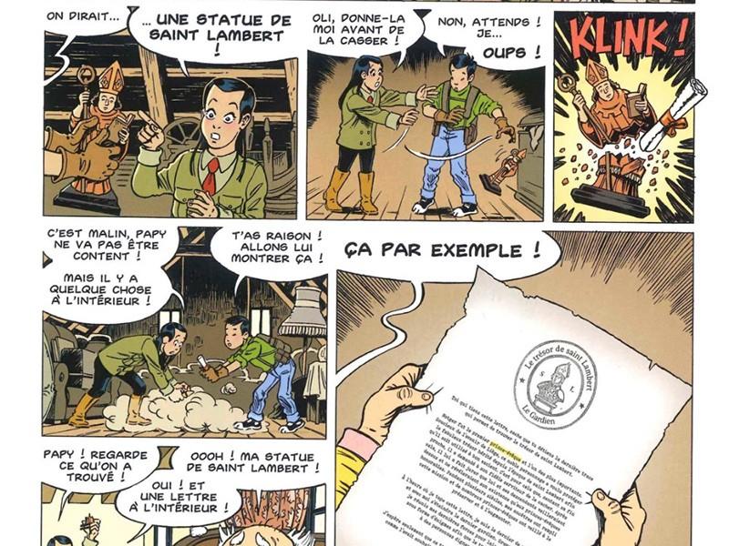 Les éditions de la Province de Liège