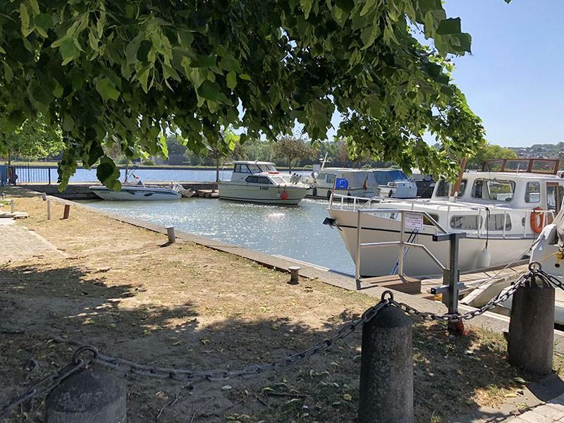 Les balades vélo de l'été - La balade en bord de Meuse